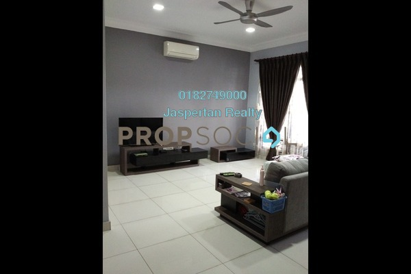 Terrace For Sale in Canting, Alam Impian Freehold Semi Furnished 5R/6B 870k