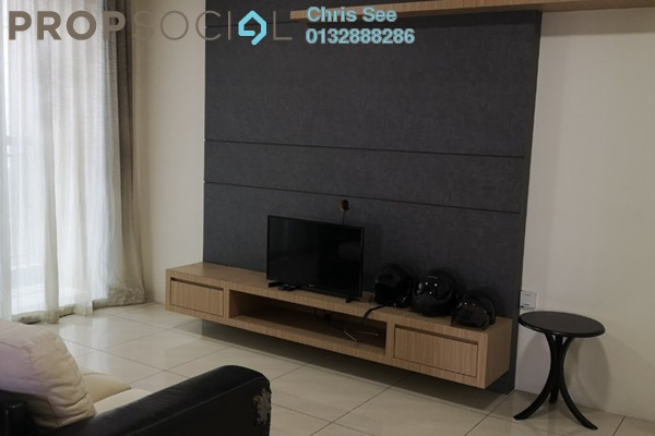 Condominium For Rent in Putra One, Bukit Rahman Putra Freehold Fully Furnished 3R/2B 2.1k