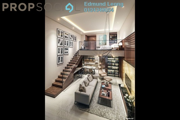 Serviced Residence For Sale in Taman Billion, Cheras Freehold Semi Furnished 3R/2B 429k