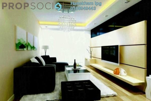 Condominium For Sale in Platinum Arena, Old Klang Road Freehold Semi Furnished 4R/3B 430k
