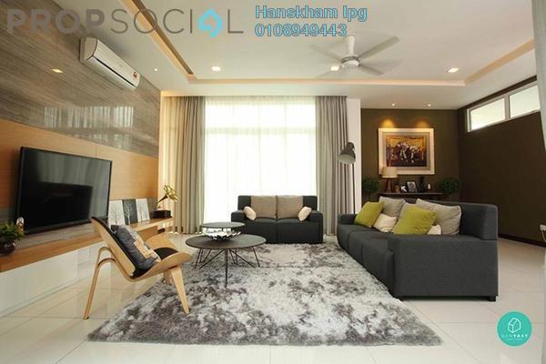 Condominium For Sale in Berlian Residence @ Setapak, Kuala Lumpur Freehold Semi Furnished 3R/2B 449k