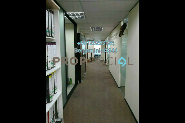 Office For Sale in 3 Two Square, Petaling Jaya Freehold Fully Furnished 0R/0B 780k