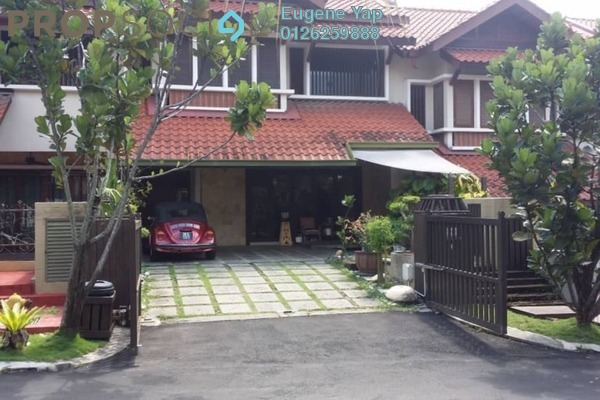 For Sale Terrace at Sunway Rahman Putra, Bukit Rahman Putra Freehold Fully Furnished 5R/5B 1.4m