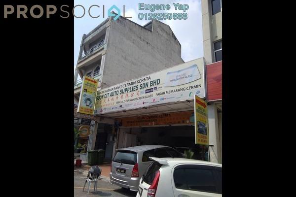 Shop For Sale in Kepong Baru, Kepong Freehold Unfurnished 0R/0B 1.5m