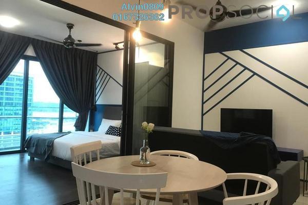 Serviced Residence For Rent in Almãs Suites, Iskandar Puteri (Nusajaya) Freehold Fully Furnished 1R/1B 1.3k