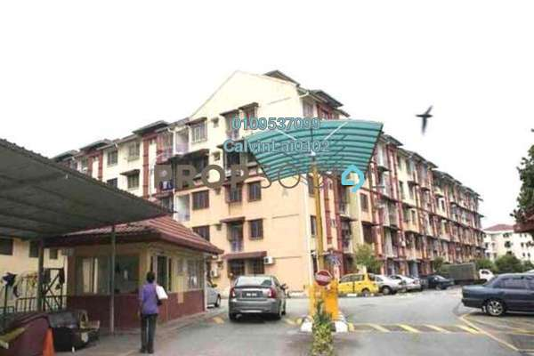 Apartment For Rent in Kasturi Tiara Apartment, Cheras South Freehold Unfurnished 3R/2B 950translationmissing:en.pricing.unit