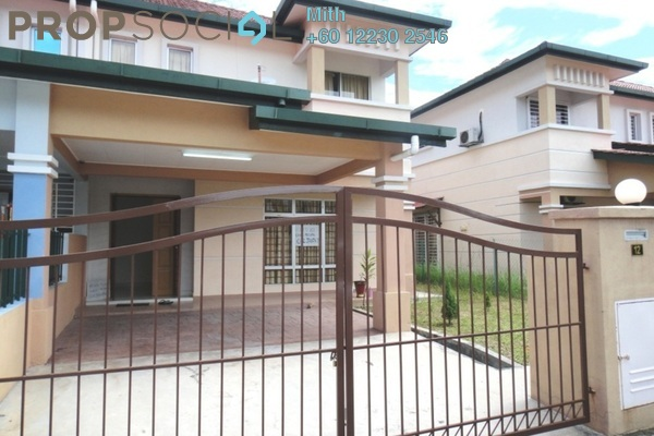 Semi-Detached For Sale in KiPark Puchong, Puchong Freehold Unfurnished 4R/3B 800k