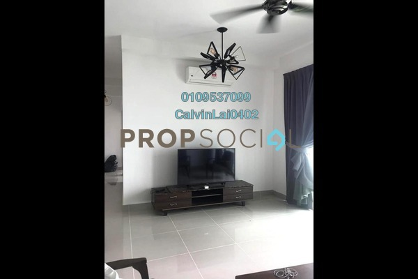 Serviced Residence For Rent in Amerin Mall & Residence, Balakong Freehold Fully Furnished 3R/2B 1.85k
