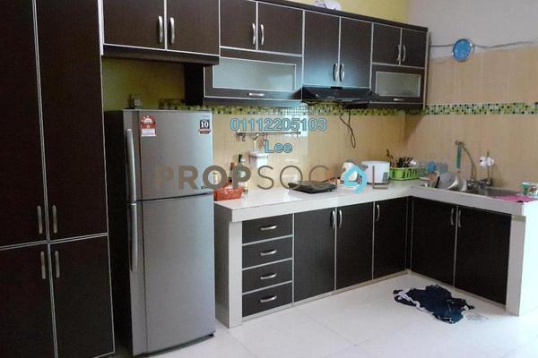 Terrace For Rent in Kemuning Greenville, Kota Kemuning Freehold Fully Furnished 5R/3B 700translationmissing:en.pricing.unit