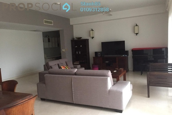 For Rent Condominium at Hampshire Park, KLCC Freehold Fully Furnished 2R/3B 5.7k