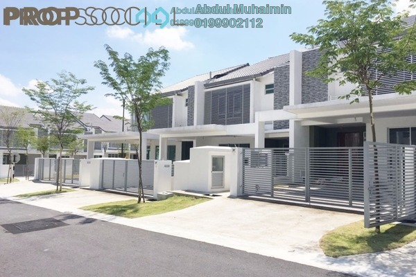 Terrace For Sale in Cempaka Suria 3, Kota Seriemas Freehold Unfurnished 4R/4B 600k