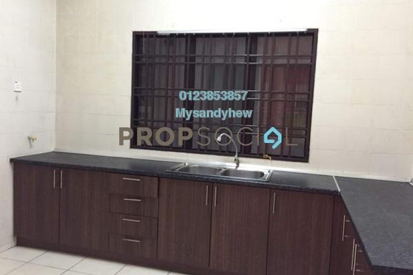 For Rent Condominium at Diamond Residences, Setapak Freehold Semi Furnished 5R/4B 1.5k