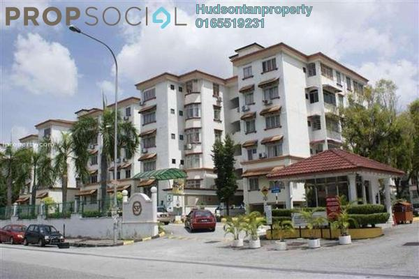 Condominium For Sale in Goodyear Court 9, UEP Subang Jaya Freehold Semi Furnished 3R/2B 399k