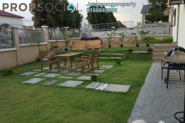 Terrace For Rent in Kinrara Residence, Bandar Kinrara Freehold Semi Furnished 5R/6B 3k