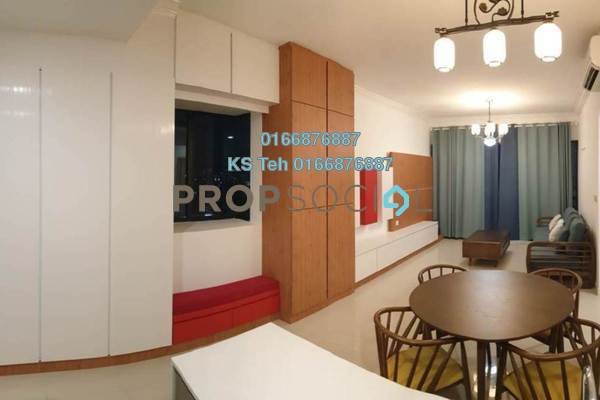 Condominium For Rent in V Residence 2 @ Sunway Velocity, Cheras Freehold Fully Furnished 2R/2B 4.5k