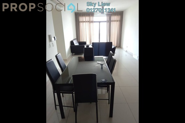Condominium For Rent in The Z Residence, Bukit Jalil Freehold Fully Furnished 3R/2B 2.2k
