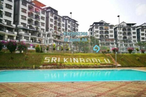 For Sale Duplex at Sri Kinabalu, Wangsa Maju Leasehold Unfurnished 4R/2B 500k