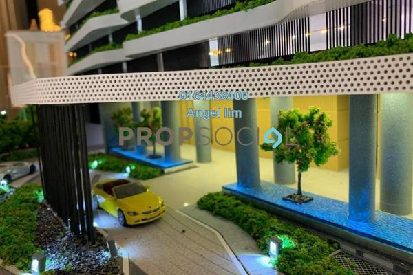 Serviced Residence For Sale in Setia Sky Seputeh, Seputeh Freehold Fully Furnished 3R/4B 3.01m