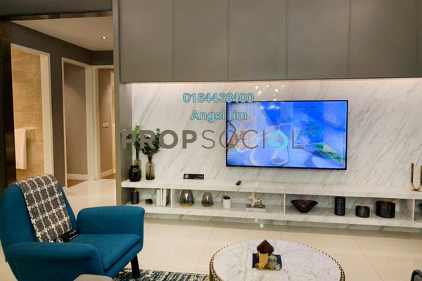 Serviced Residence For Sale in Setia Sky Seputeh, Seputeh Freehold Fully Furnished 4R/5B 3.02m