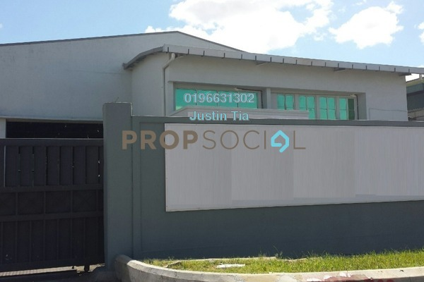 Factory For Sale in Cheras Jaya Industrial Park, Balakong Freehold Fully Furnished 0R/0B 15.8m
