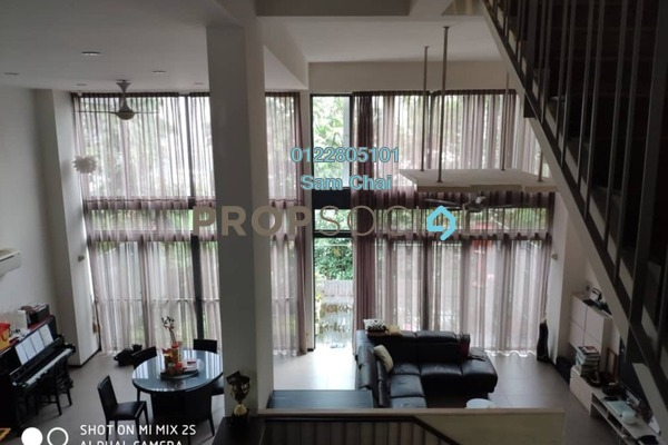 Superlink For Sale in The Mansions, Desa ParkCity Freehold Semi Furnished 7R/8B 5.9m