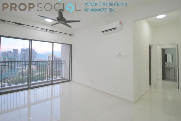 Serviced Residence For Rent in Seasons Garden Residences, Wangsa Maju Freehold Semi Furnished 3R/2B 1.45k