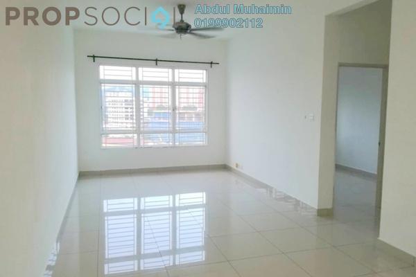 Condominium For Rent in Residensi Rampai II, Kuala Lumpur Freehold Semi Furnished 3R/2B 1.5k