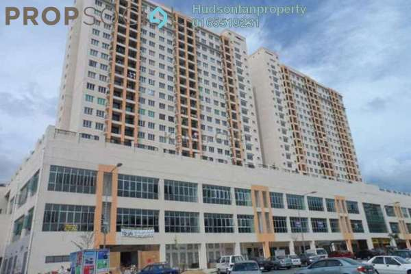 Condominium For Sale in Connaught Avenue, Cheras Freehold Semi Furnished 3R/2B 299k
