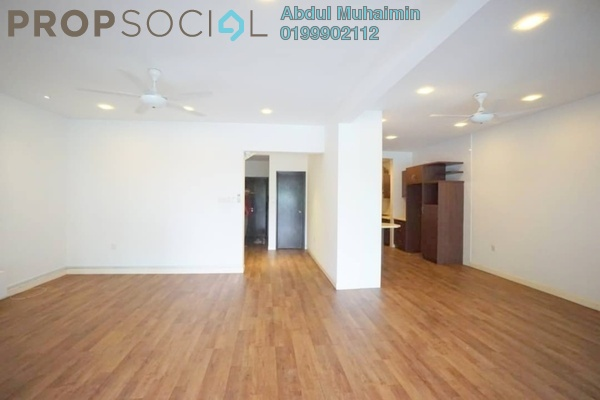 Condominium For Sale in Armanee Terrace I, Damansara Perdana Freehold Semi Furnished 3R/3B 950k