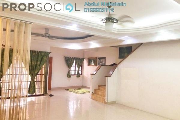 Terrace For Sale in Taman Subang Murni, Subang Freehold Semi Furnished 3R/2B 650k