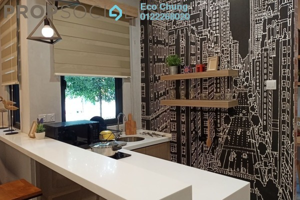 SoHo/Studio For Sale in 3rdNvenue, Ampang Hilir Freehold Semi Furnished 2R/2B 377k
