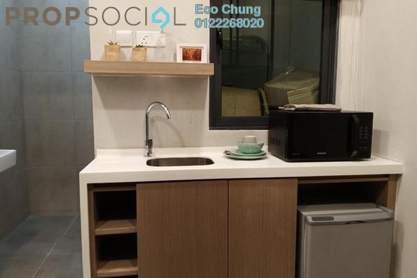 SoHo/Studio For Sale in 3rdNvenue, Ampang Hilir Leasehold Semi Furnished 2R/2B 372k