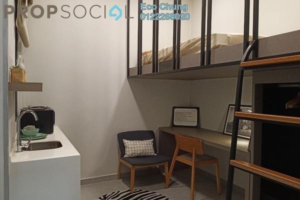 SoHo/Studio For Sale in 3rdNvenue, Ampang Hilir Leasehold Semi Furnished 2R/1B 363k