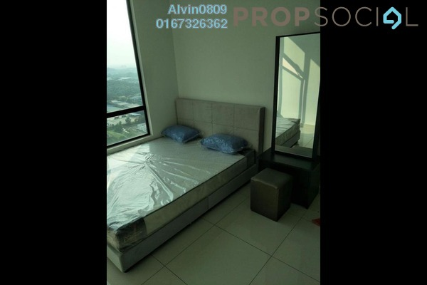 Serviced Residence For Rent in D'Summit Residences, Skudai Freehold Fully Furnished 2R/2B 1.3k