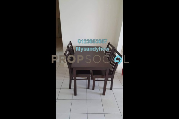 For Rent Condominium at Warisan Cityview, Cheras Freehold Fully Furnished 3R/2B 1.85k