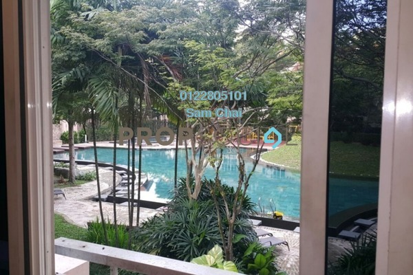 Villa For Sale in Adiva, Desa ParkCity Freehold Semi Furnished 4R/5B 2.45m