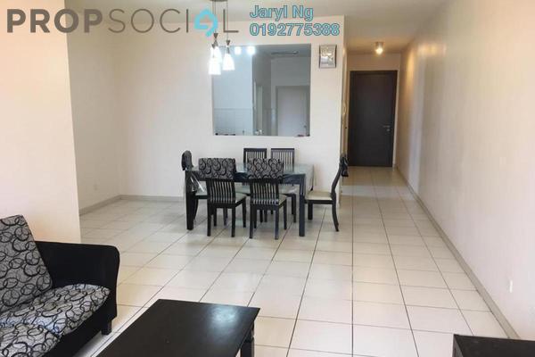 Condominium For Sale in The Tamarind, Sentul Freehold Semi Furnished 3R/3B 650k