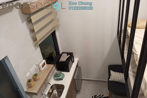 SoHo/Studio For Sale in 3rdNvenue, Ampang Hilir Leasehold Semi Furnished 2R/2B 372k