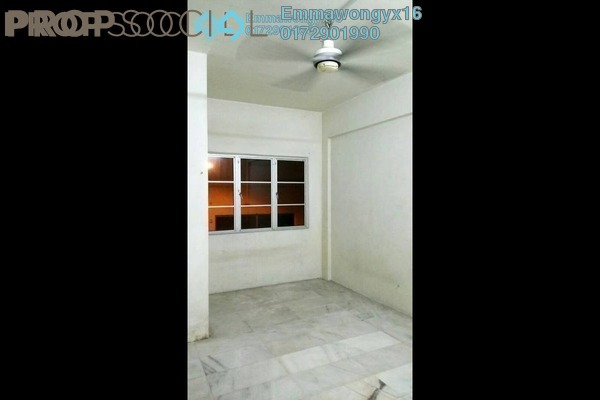 Terrace For Rent in Taman Tasik Indah, Jalan Ipoh Freehold Unfurnished 4R/3B 1.8k