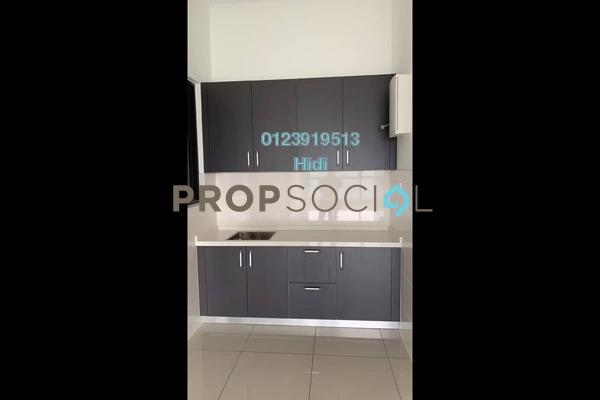 Serviced Residence For Rent in Le Pavillion, Bandar Puteri Puchong Freehold Semi Furnished 3R/2B 1.9k