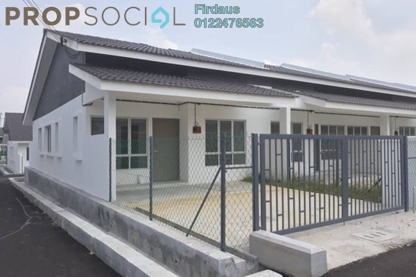 Terrace For Sale in PR1MA Homes @ Residensi Gambang 3, Gambang Freehold Unfurnished 3R/1B 152k
