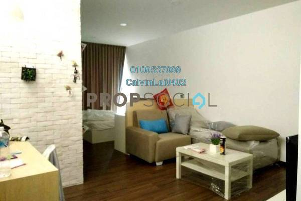 SoHo/Studio For Rent in Silk Sky, Balakong Freehold Fully Furnished 1R/1B 1.1k