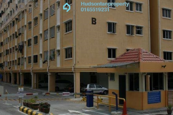 Condominium For Sale in Puncak Baiduri, Cheras South Freehold Semi Furnished 3R/2B 290k