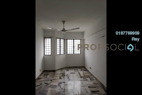 For Rent Condominium at Seri Mas, Bandar Sri Permaisuri Freehold Unfurnished 3R/2B 1k