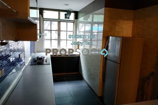 Condominium For Sale in Casa Ria, Cheras Freehold Semi Furnished 3R/2B 470k