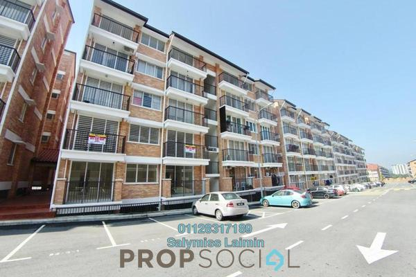 Apartment For Sale in Goodview Heights, Kajang Freehold Semi Furnished 3R/2B 320k