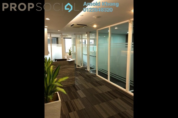 Office For Sale in The Boulevard, Mid Valley City Freehold Semi Furnished 0R/0B 2.42m