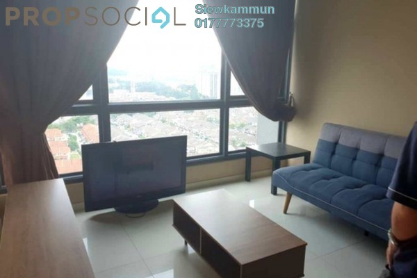 Condominium For Rent in Amanja, Kepong Freehold Fully Furnished 2R/2B 1.7k