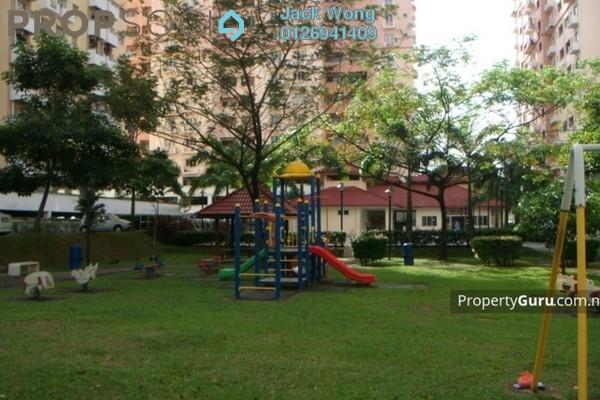 Apartment For Rent in Jalil Damai, Bukit Jalil Freehold Semi Furnished 3R/2B 1.15k