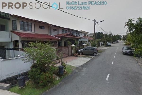 Terrace For Rent in Damansara Kim (SS20), Damansara Utama Freehold Unfurnished 4R/3B 2.5k